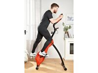 New in box Vertical Exercise Bike