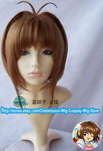 Cardcaptor-Sakura-Sakura-Cosplay-Wig-Costume-Color-Brown