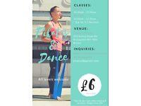 Pilates&Dance class
