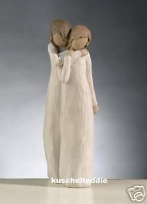 DEMDACO Figur * Chrysalis - Mutter & Tochter * Willow Tree