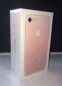 IPHONE 7 BRAND NEW SEALED! 32gb