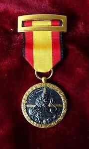 Médaille de la campagne 1936-1939 Militaria Militaire