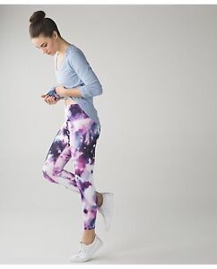 Lululemon Blooming Pixie High Times