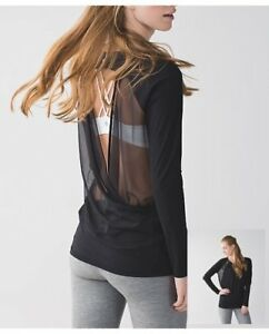 Lululemon If You're Lucky Top - Size 8