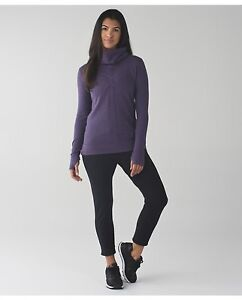 Lululemon In a Cinch Pullover size 4