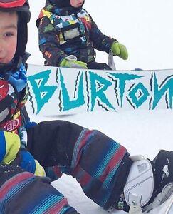 Burton snowboard  90 inch