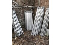 Aluminium Scaffold Tower Poles Braces Bars 1.8m 2.1m LYTE Youngman Boss Lewis MANY SIZES AVAILABLE