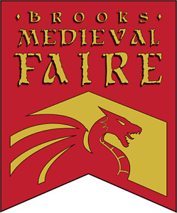 volunteer at the Brooks Medieval Faire