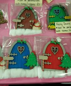 Elf and fairy doors Christmas gifts