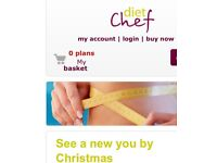 Diet Chef - 4 week meal plan Normally £245! (No subscription)