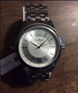 Men's New York Caravelle Watch (NEW)