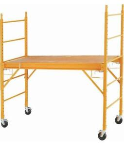 BLOWOUT SALE BAKER SCAFFOLDING - ONLY $195.95 (SHIP FOR  ONLY $75)