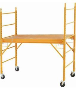 BLOWOUT SALE BAKER SCAFFOLDING - ONLY $199.95