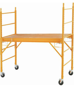 BLOWOUT SALE SCAFFOLDING - ONLY $209.99 (SHIP FOR ONLY $75)