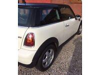 Mini Cooper 1.6 petrol Manual 59 REG
