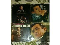 Johnny chash albums