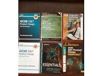 Bundle GCSE PRODUCT DESIGN books