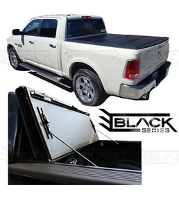 PICKUP TRUCK: Hard Trifold Covers | Solid Fold Tonneau Covers