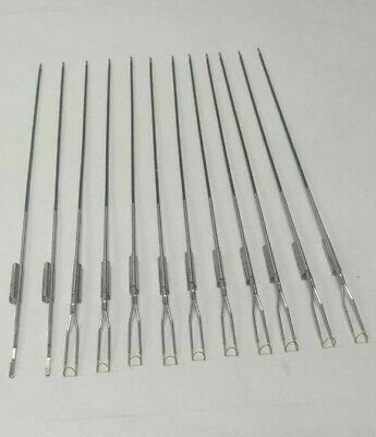 4a Storz Type Cutting Loop Single Stem Pack Of 10 2 Cold Knife
