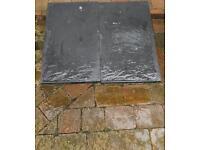 Irish slate for stove fireplace hearth