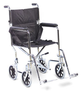 AMG  transport chair,  used  only twice