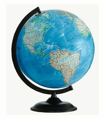 12 INCH - DESKTOP WORLD GLOBE