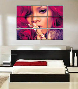 Large-Rihanna-Cd-Album-Cover-Design-Wall-Art-Poster