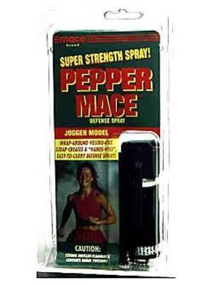 (Mace MSI80329 Jogger Model Active Ingredient Oleoresin Capsicum About 10 1 Secon)