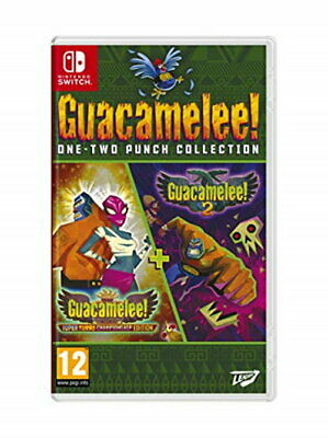 Guacamelee! One-Two Punch Collection (Nintendo Switch) **Pre Release**