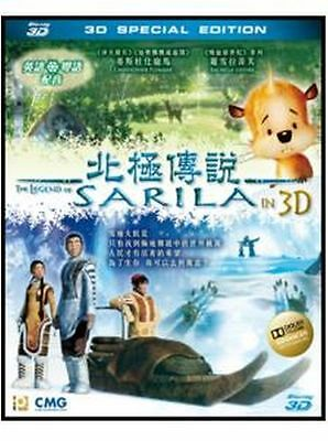 The Legend of Sarila 2013 Animation  3D  BLU-RAY (Region A)