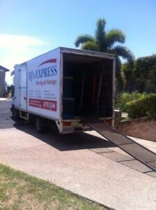 Removalist Truck Driver(BJs Express Moving and Storage)