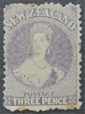nystamps British New Zealand Stamp # 33 Mint OG H $225   L23x3064