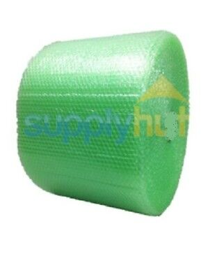 """3/16"""" Small Bubble Cushioning Wrap Recycled Roll 350' x 12"""" 350FT Perf 12"""""""
