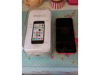 16 gb iPhone 5C, Immaculate, Unlocked to all networks