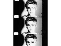 B/&W PHOTO PORTRAIT A3 REPRINT OF EDIE SEDGWICK WARHOL STAR C.1965