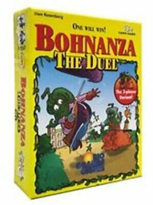 Bohnanza: El Duelo Juego de Mesa [ Rio Grande Tarjeta Colección Comercial...