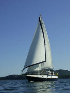 ESTATE SALE BARGAIN 39' SAILBOAT MUST SELL US$27500