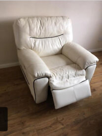 Free Leather Electric Recliner