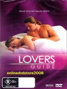 LOVERS GUIDE What Women Really Want - Sex Love Positions Education DVD NEW SEALD
