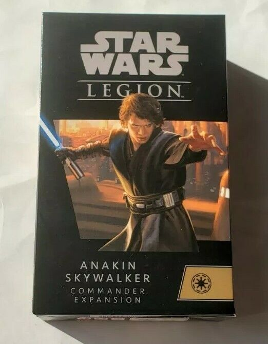 Star Wars Legion Anakin Skywalker Commander Expansion SWL74