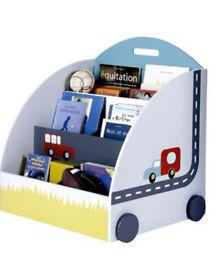 Vertbaudet mobile book shelf