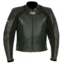 Frank Thomas SMALL leather motorcycle jacket UK 40
