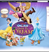 WANTED 2 x Disney on Ice tickets Brisbane Currumbin Gold Coast South Preview