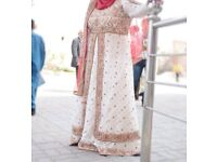 Asian Wedding Lengha/Dress