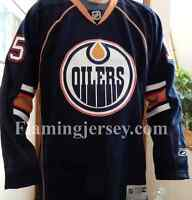 Edmonton Oilers Jersey with number 15