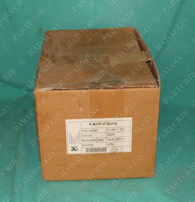 Alpha Wittenstein, SP 100S-MF1-10-1E1-2S, Gearhead Gear Reducer Drive NEW