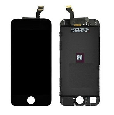 LCD Lens Touch Screen Display Digitizer Assembly Replacement for iPhone 6 Black on Rummage