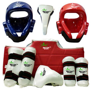 how to put sparing gear on