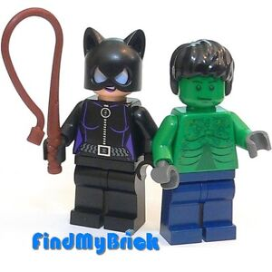 Lego-Custom-The-Incredible-Hulk-Catwoman-Minifigures-NEW-BM003M047A