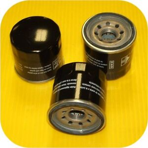 3-Oil-Filters-John-Deere-430-445-655-670-755-X595-X495
